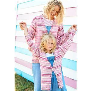 Stylecraft You and Me Cardigan and Sweater Pattern